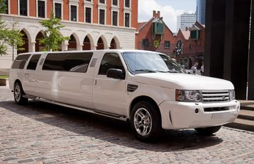 Range Rover Limo Limo hire West Midlands