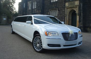 New Chrysler 300 Limo Limo hire Birmingham