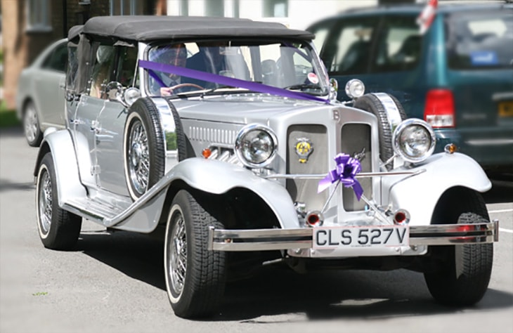 Beauford Tourer Silver