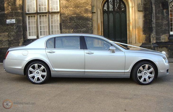 Bentley Flying Spur Silver